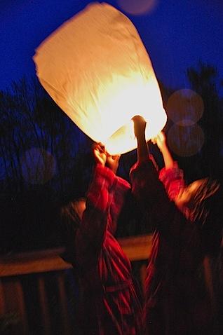 Bday Lanterns 1