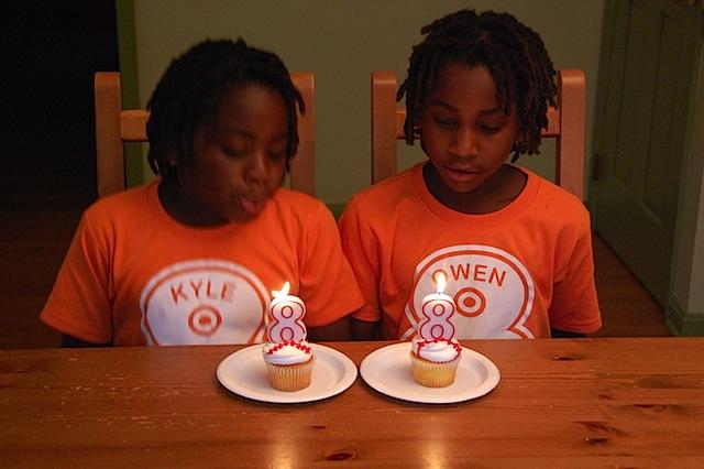 Bday cupcakes 2