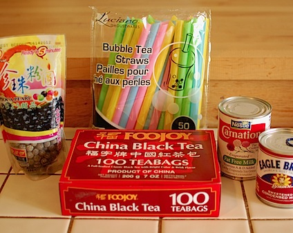 Food Friday: Homemade Bubble Tea! | Never a Dull Moment