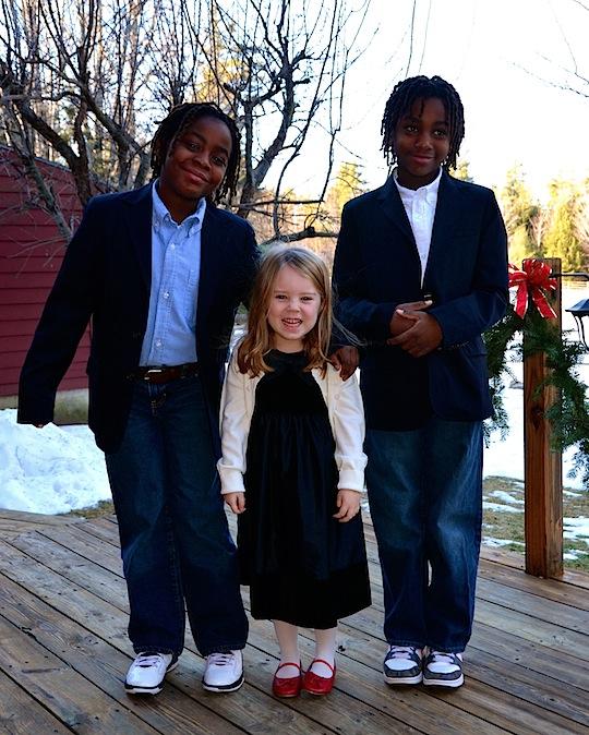Kids dressy