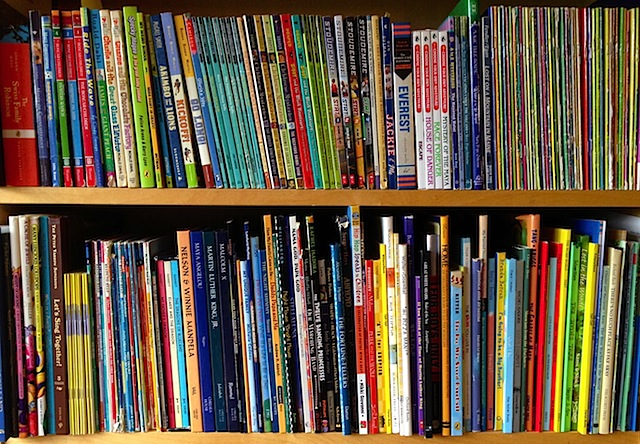 Top Five Great Chapter Books For Black Boys Never A Dull Moment