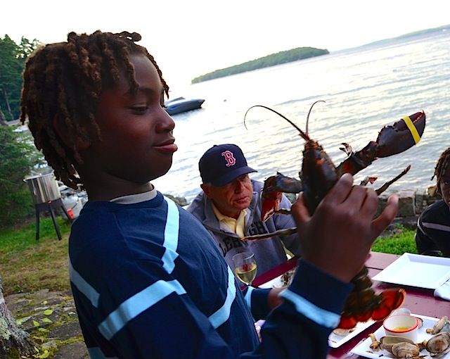 lobster O