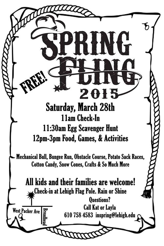 spring fling '15