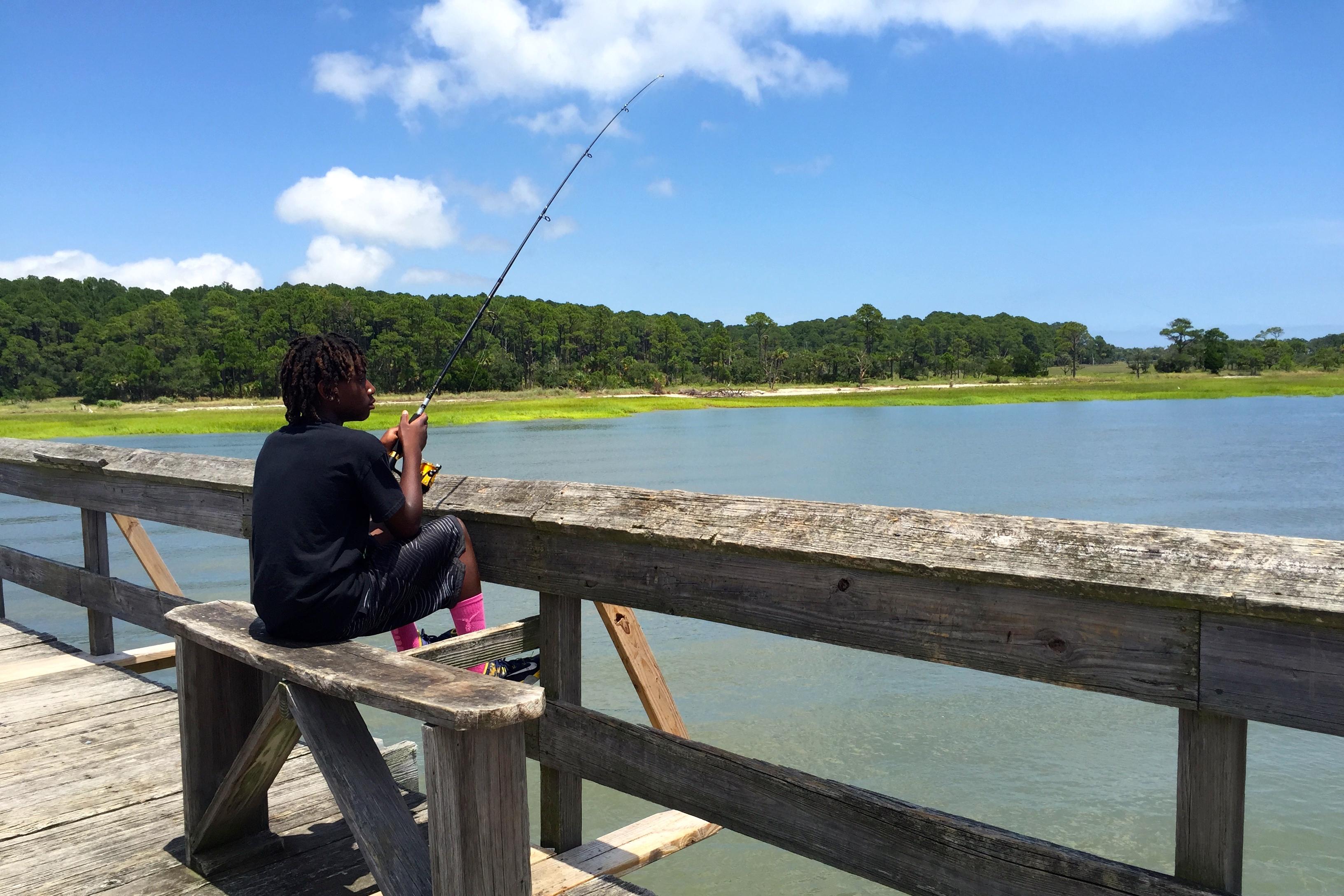 fishing O