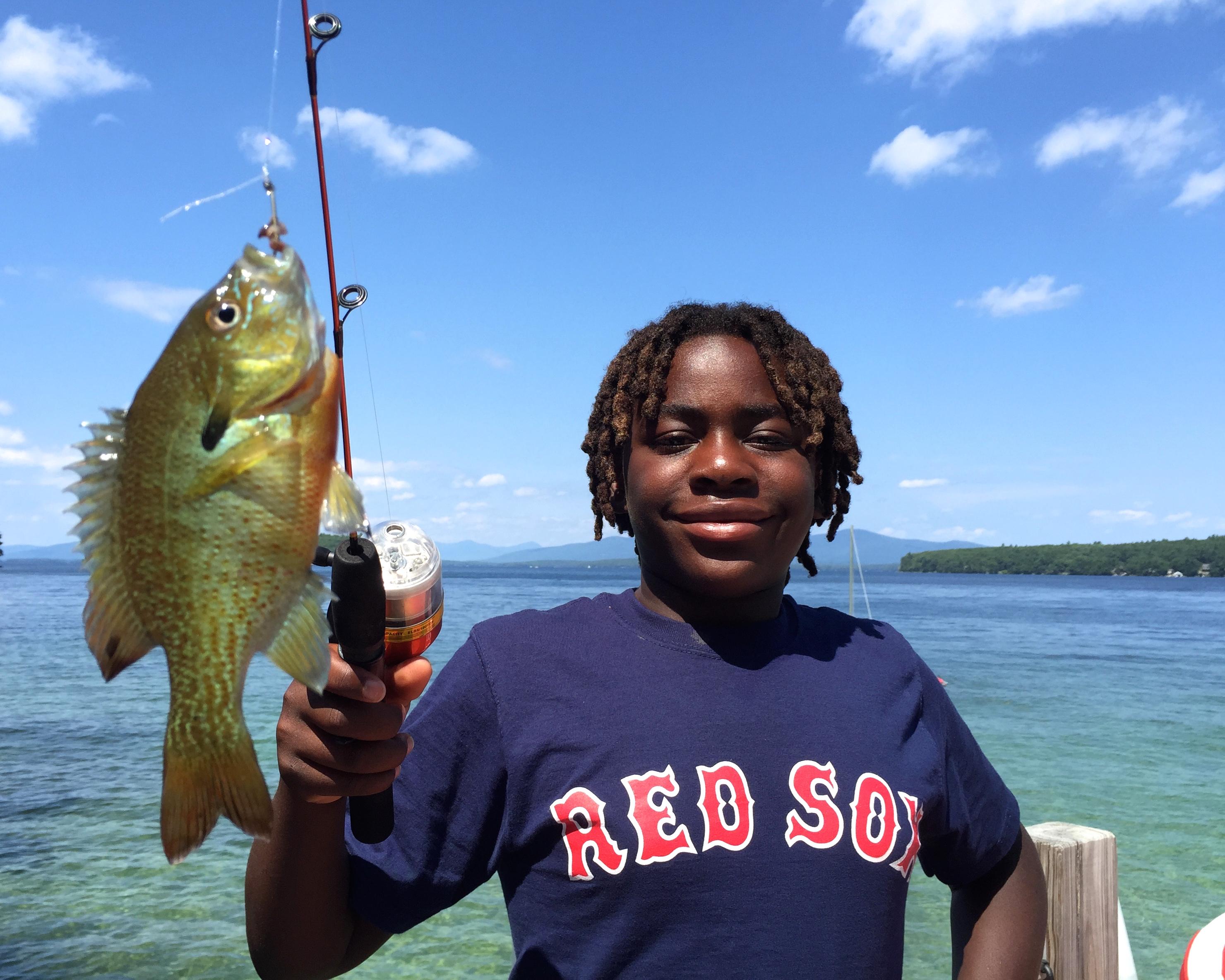 Fishing K